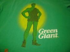 Green Giant Vintage Shirt ( Used Size L ) Vintage Condition!!!