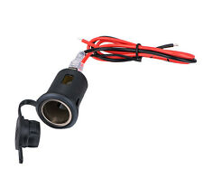 A4A Us Shipping High Quality 12V Female Car Cigarette Lighter Socket Connector
