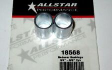 "Allstar Heim Joint Rod End Reducer Bushing 3/4"" OD to 5/8"" ID Steel 2 /pk"