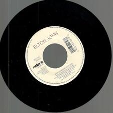Elton John: Made In England / Lucy In The Sky With Diamonds, 7 in Single Record
