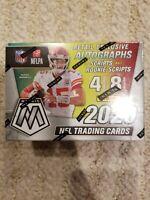 New 2020 Panini Mosaic NFL Football Cards Blaster Box Sealed Retail
