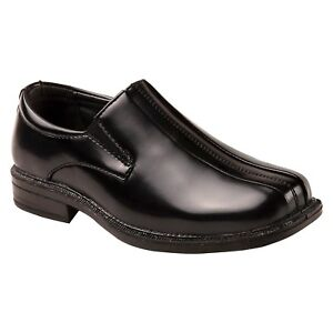 Toddler Boys' Deer Stags Wings Slip-on Loafers - Black SIZE 6