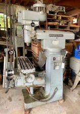 Gorton 1 22 Mastermil Milling Machine With Vise High Quality