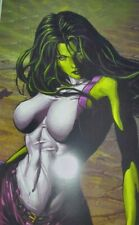 She-Hulk poster 12 x 18 in. Print Rare Mint condition The Serious Glare