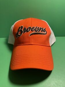 Cleveland Browns Mesh Embroidered Sherwin Williams Promotional Hat Cap (b17)
