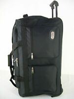 TROLLEY BAG ON WHEELS LUGGAGE,HOLDALL  * CHOICE OF SMALL,MEDIUM,LARGE *