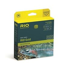 RIO Gold Fly Line - Color Moss/Gold - WF5F - New