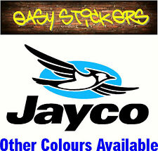 580mm Jayco Caravan Replacement Quality Large Decal Sticker Repair Graphic