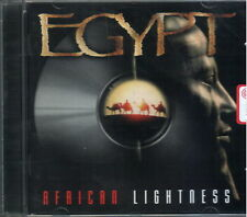 EGYPT AFRICAN LIGHTNESS IMAGYNARY VOYAGES CD 1998 EMI