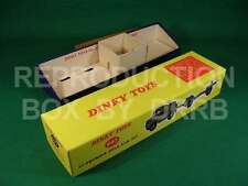 Dinky #697 25-Pounder Field Gun Set - Reproduction Box by DRRB