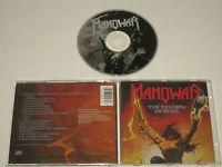 Manowar / The Triuph Of Steel (Atlantic/7567-82423-2) CD Album