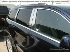 Chrome PIllar Posts for JEEP GRAND CHEROKEE FOR 2011-2018 INCLUDES 8PCS