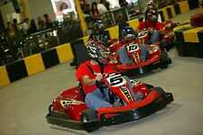 Indoor Go Kart Track Start Up Business Plan NEW