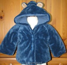 Anne Geddes Baby Bear Jacket French Blue 3-6 Months RARE So Cute