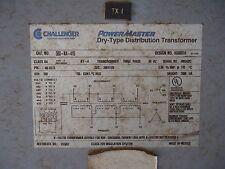 500 KVA Transformer - 480 Delta 208Y/120 - NEMA 3R - K Factor