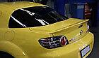 RX8 Rear Bob Tail suits Mazda (7/2003 - )