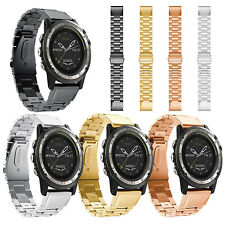 Watch Band Release Three Beads Wristwatch Strap Belt For Garmin D2 Charlie Watch