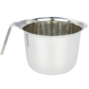 Angel Juicer Stainless Steel Round Collection Bowl, 1 L
