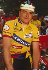Cyclisme, ciclismo, wielrennen, radsport, PERSFOTO'S LA WILLIAM 1989
