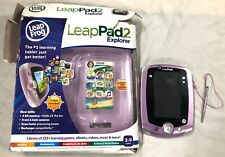 Leap Pad 2 Explorer 4GB Storage Years 3-9 years Purple
