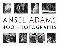Ansel Adams' 400 Photographs Paperback Book