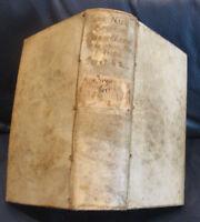 1645 Vittorio Rossi Galileo Galilei Pinacotheca imaginum illustrium Lettera Goff