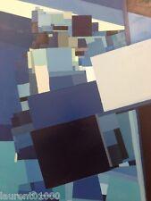 FOUGERAND.LAURENT _ Huile sur toile_ 92 cm x 73 cm