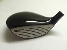 Brand New KZG MARAGING POWER 15 Degree 3 Wood Golf Club Head **Head Only** .335""