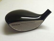 "Brand New KZG MARAGING POWER 15 Degree 3 Wood Golf Club Head **Head Only** .335"""