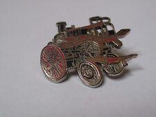 Pin's Pompier / Pompe à vapeur 1888 (Signé Ballard)