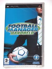 SONY PSP - FOOTBALL MANAGER HANDHELD! BRAND NEW/SEALED! ITALY VER.