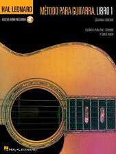 Hal Leonard Metodo Para Guitarra. Libro 1 Segunda Edition - NEW 000697365