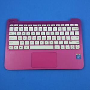 "Genuine HP Stream 11-d011wm 11.6""Palmrest Touchpad Keyboard EAY0A005020"