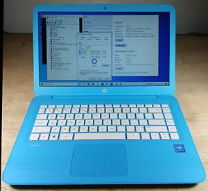 Upgraded HP Stream 14-ax010ca: 1.6-2.48GHz N3060, 4GB, 64GB eMMC