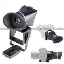 "Foldable Universal LCD 3X Viewfinder for 3.0""3.2"" Screen Canon Nikon DSLR Camera"