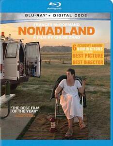 NOMADLAND NEW BLU-RAY DISC
