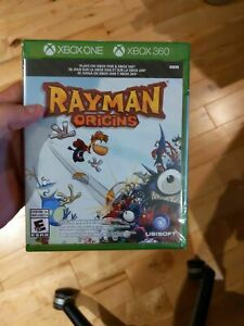 Rayman Origins Xbox One Brand New