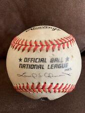 1998 ARIZONA DIAMONDBACKS OPENING DAY Commemorative Ball Official NL Baseball ⚾️