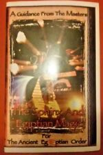 Sphinx & Egyptian Magic by Malachi Z York,Occult,Esoteric,Amorc,Rosicrucian,OTO