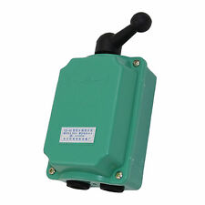 QS-60 AC 380V 60A 3 Position Rain Proof Forward Reversing Motor Drum Switch