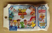 Disney Pixar Toy Story 4 Series 1 Minis blind bag 2018 NIP