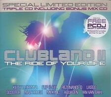 Various Artists : Clubland, Vol. 2 - CD