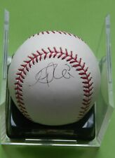CLIFF LEE AUTOGRAPHED/SIGNED MAJOR LEAGUE BASEBALL