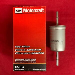 New OEM Ford Motorcraft Fuel Filter FG-1114 2M5Z-9155-CA FG986B F89Z-9155-A
