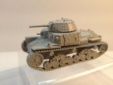 Early War 20mm (1/72) Italian Carro Armato M13/40