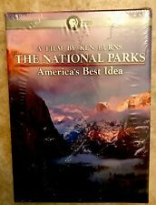 PBS Ken Burns THE NATIONAL PARKS America's Best Idea DVD 6 Disc Set Sealed New !