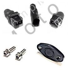 SAi Block-Off Plate + EVAP Delete Resistor Kit | VW Mk4 1.8T AUDI | N80/112/249