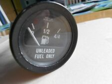1970's FIAT 124 SPIDER VEGLIA BORLETTI FUEL GAS GAUGE 4427194 USED & NOT TESTED