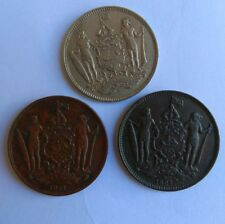 British North Borneo 1 & 5 cents