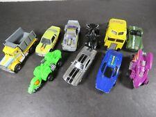 10 Vintage 1980s Hot Wheels Matchbox Diecast Cars Trucks Hotrods Mixed Lot B1062